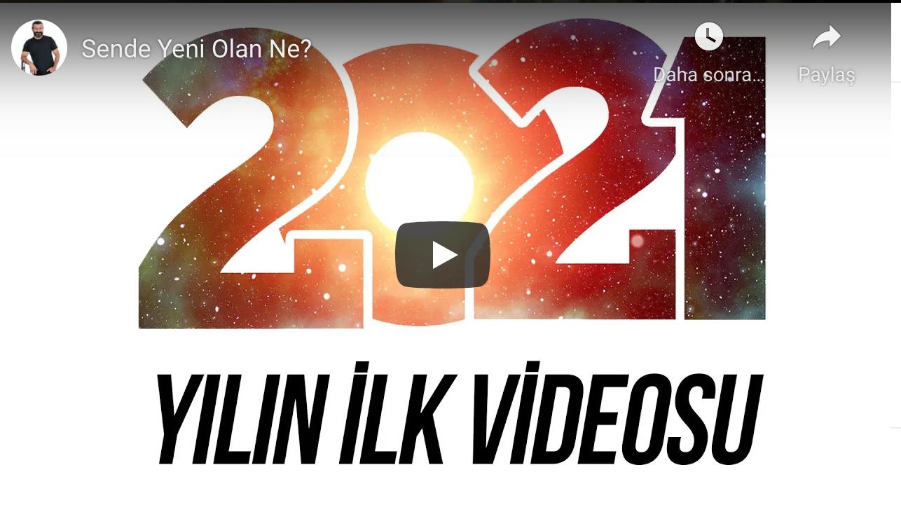 2021'in İlk Videosu